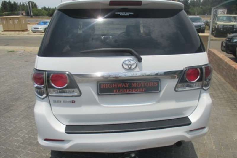 2015 toyota fortuner 3 0d 4dr b cars for sale in north west r 369