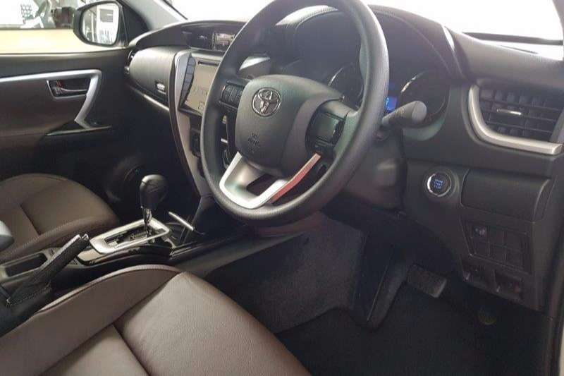 Toyota Fortuner New Fortuner 2.4GD 6 RB 6AT For Sale 2017