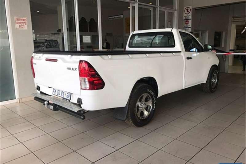 Toyota Hilux 2.0 2016