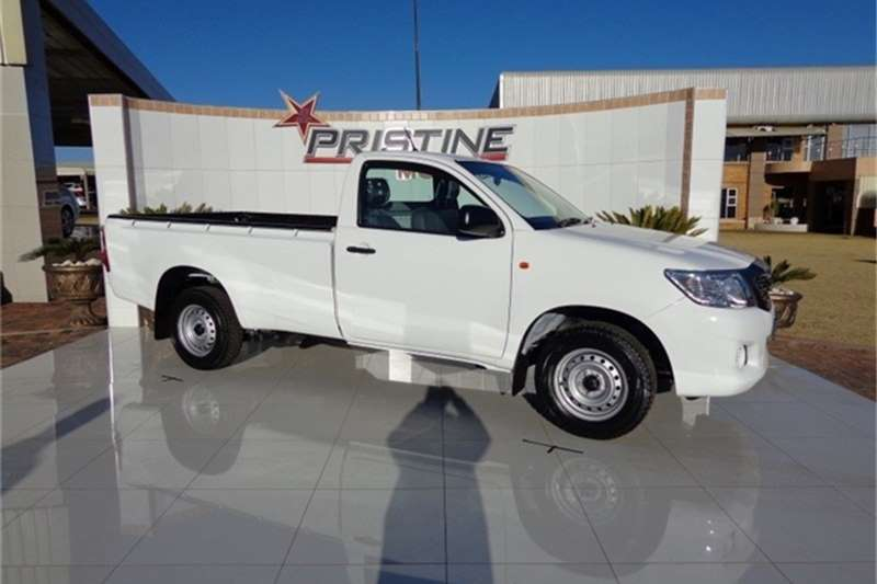 2016 Toyota Hilux 2 0 Vvti Single Cab Cars For Sale In