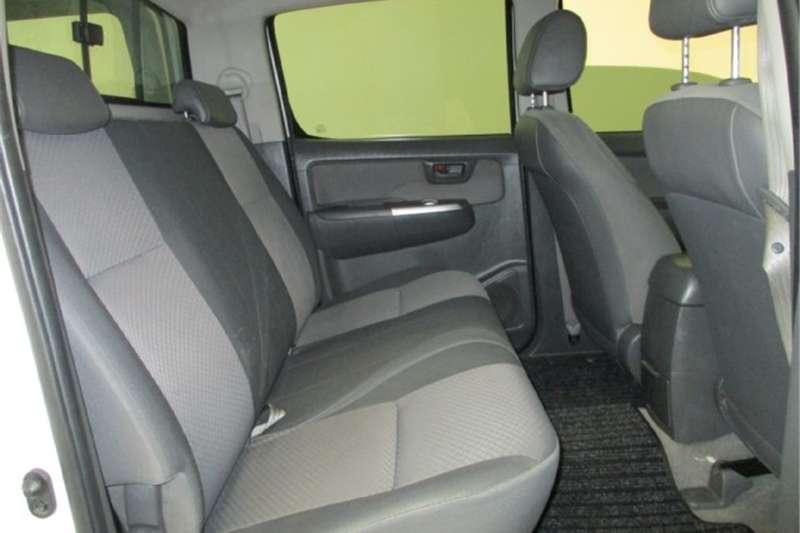Toyota Hilux 2.5D 4D double cab 4x4 SRX 2014