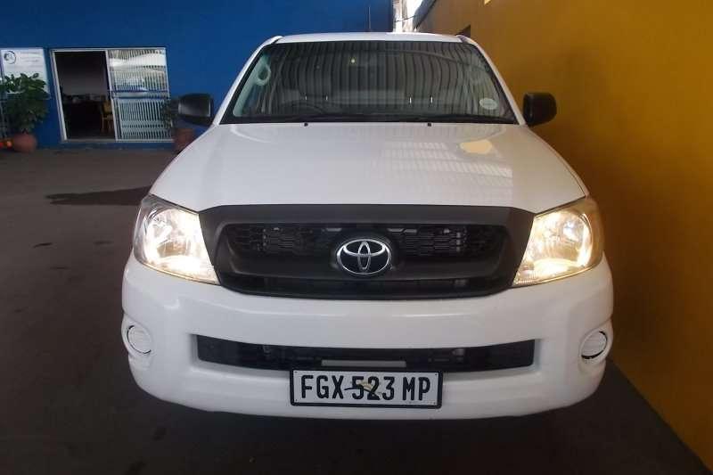 Toyota Hilux 2.5D 4D SRX 2009