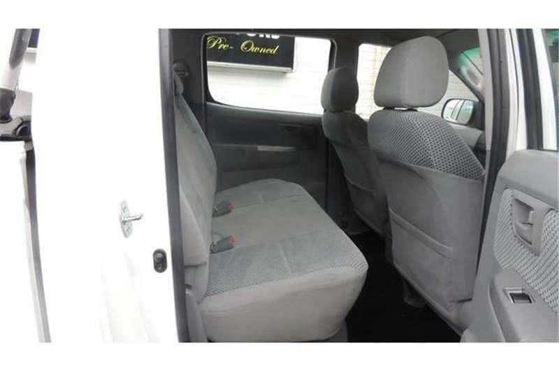 Toyota Hilux 2.7 Double Cab Raider 2006
