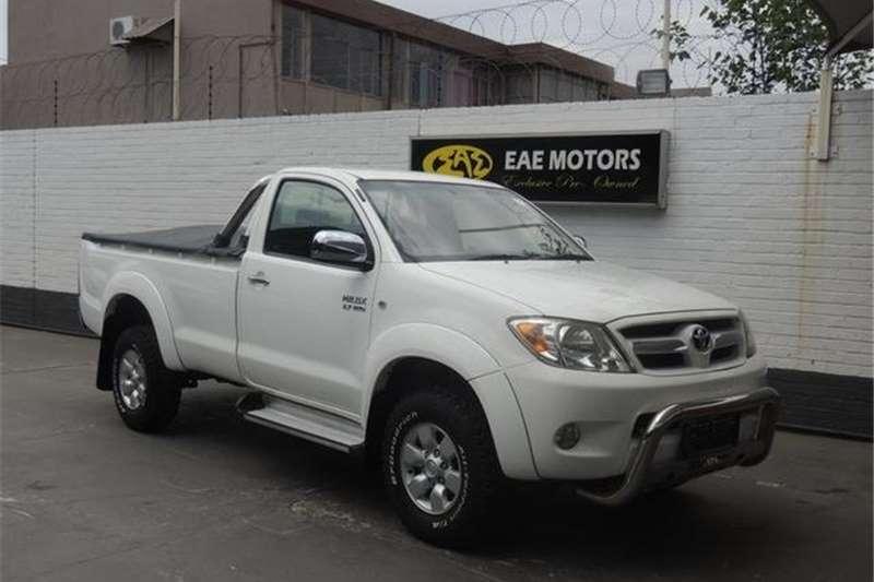 Toyota Hilux 2.7 Raider 2008