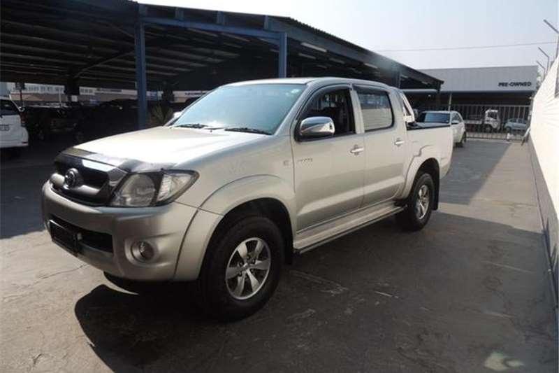 Toyota Hilux 2.7 Raider 2010
