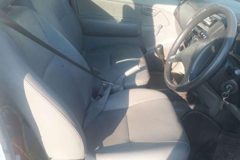 Toyota Hilux 2.7 SRX 2011