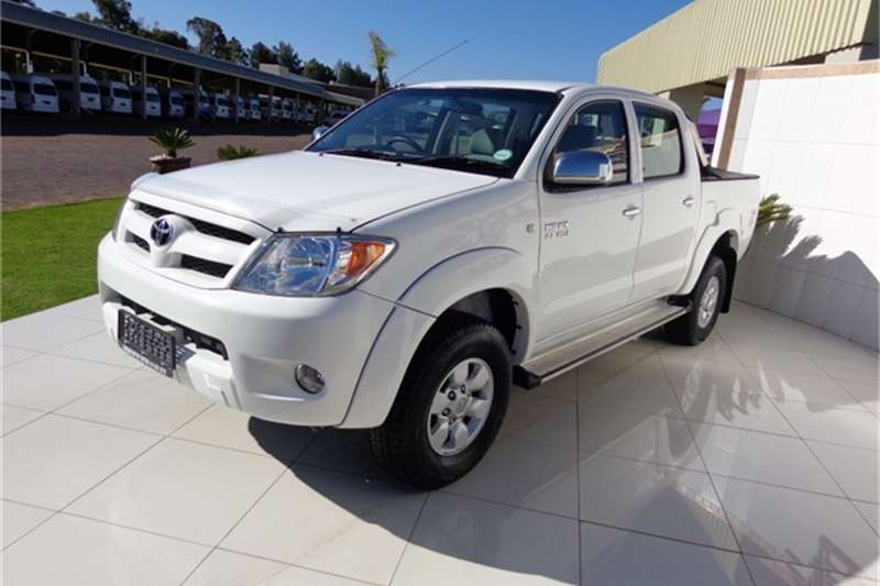 2006 toyota hilux 2 7 vvti d c cars for sale in gauteng r 209 950 on auto mart. Black Bedroom Furniture Sets. Home Design Ideas