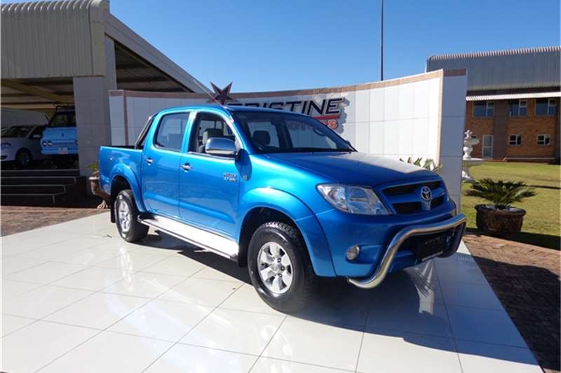2006 toyota hilux 2 7 vvti d cab r b cars for sale in gauteng r 189 950 on auto mart. Black Bedroom Furniture Sets. Home Design Ideas