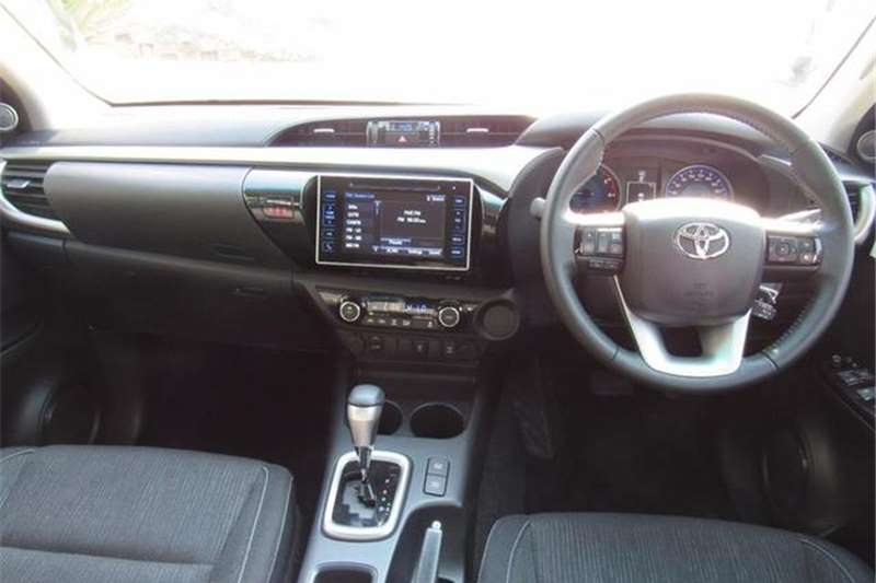 Toyota Hilux 2.8 GD 6  Double Cab Raider Auto 2017