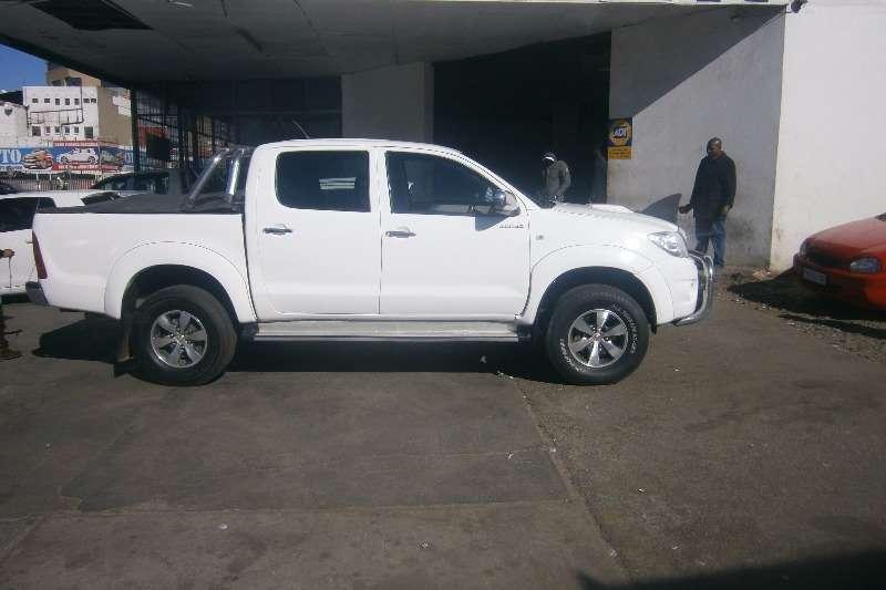 2010 Toyota Hilux 3 0d 4d 4x4 Raider Single Cab Bakkie