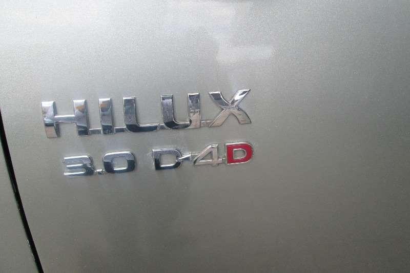 Toyota Hilux 3.0D 4D 4x4 Raider Dakar edition 2010