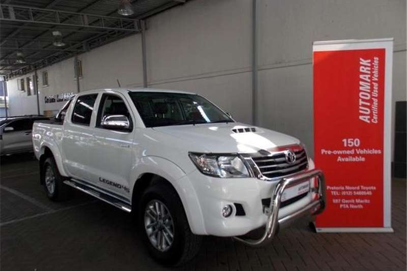 Toyota Hilux 3.0D-4D Raider Legend 45 2016