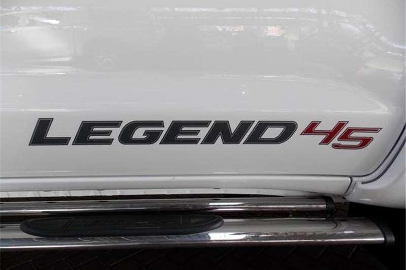 Toyota Hilux 3.0D 4D Raider Legend 45 2016