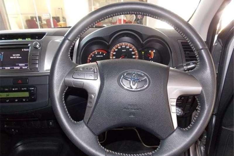 Toyota Hilux 3.0D 4D Raider Legend 45 Auto 2015