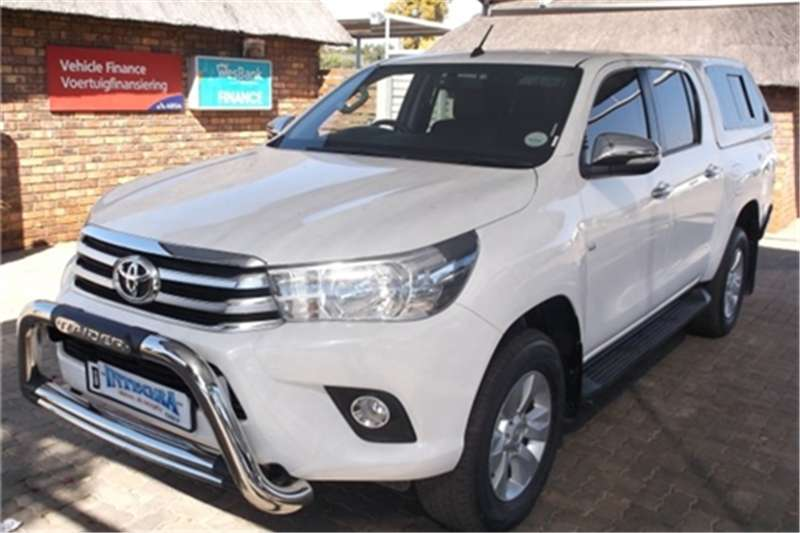 Toyota Hilux 4.0 V6 double cab Raider 2016