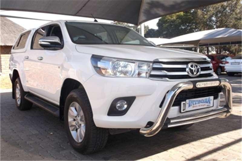 Toyota Hilux 4.0 V6 double cab Raider 2016