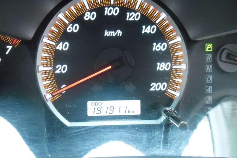 Toyota Hilux 4.0 V6 double cab Raider Dakar edition 2012
