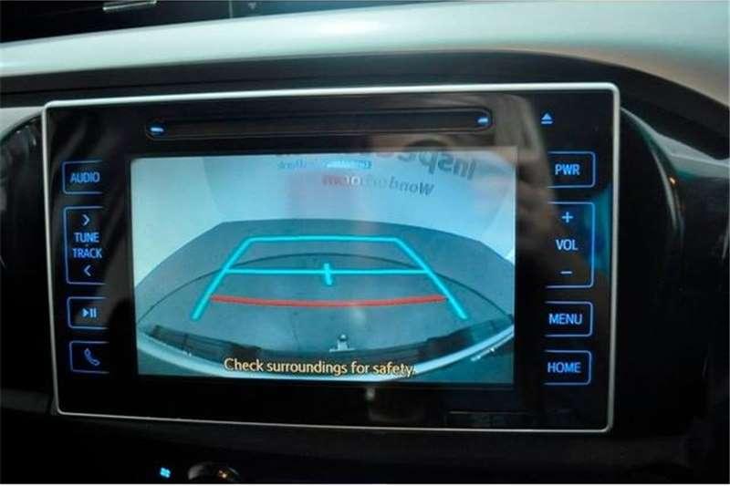 Toyota Hilux 4.0V6 Double Cab Raider 2016