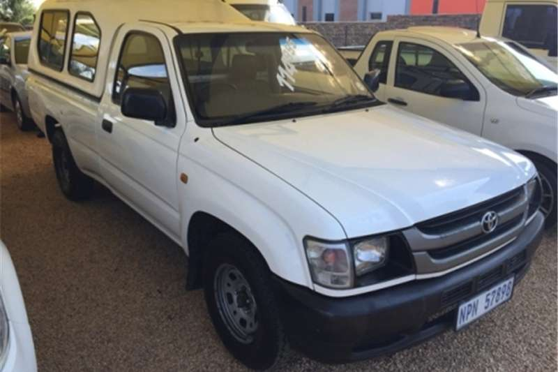 Cars For Sale In Pretoria Zambezi >> Toyota Hilux Bakkie 2.4 Diesel for sale Cars for sale in Gauteng | R 114 995 on Auto Mart