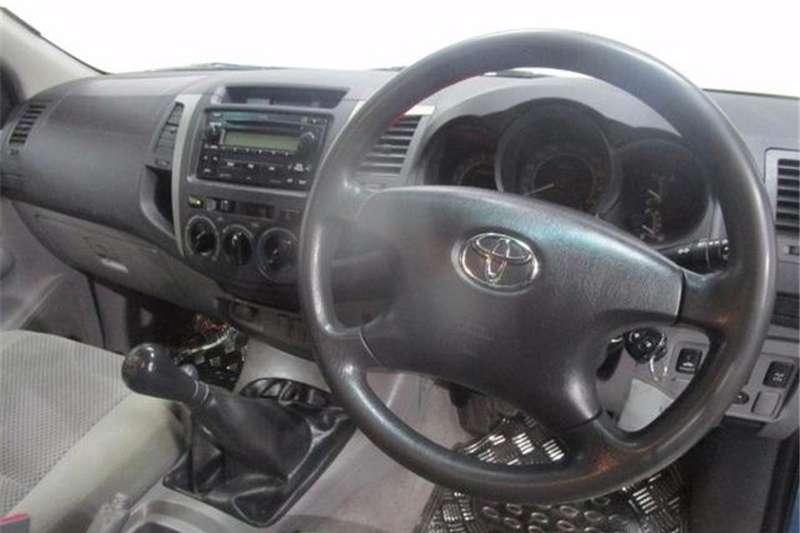 Toyota Hilux V6 4.0 double cab 4x4 Raider 2005