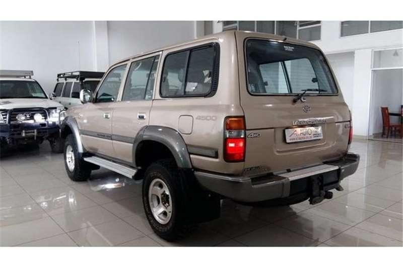 Toyota Land Cruiser 100 4.5 GX 2000