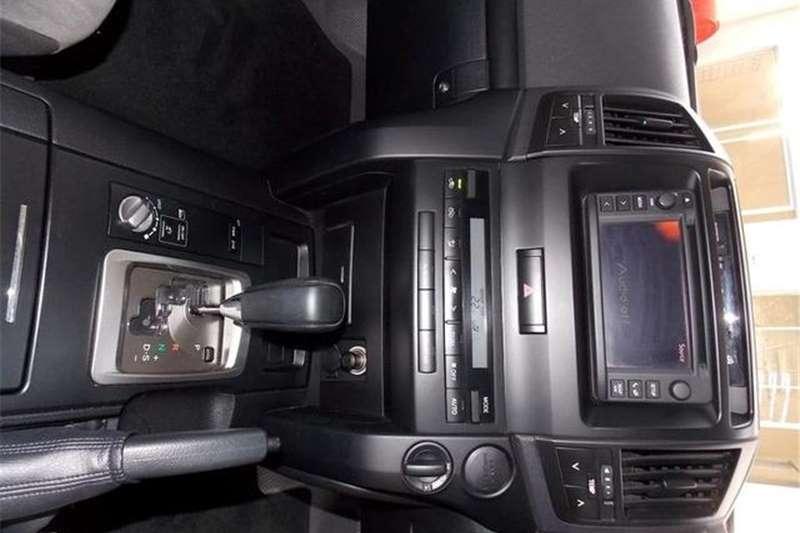 Toyota Land Cruiser 200 4.5D 4D V8 GX 2016