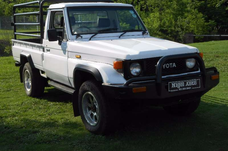 1994 toyota land cruiser 4 5 petrol cars for sale in gauteng r 104 900 on auto mart. Black Bedroom Furniture Sets. Home Design Ideas