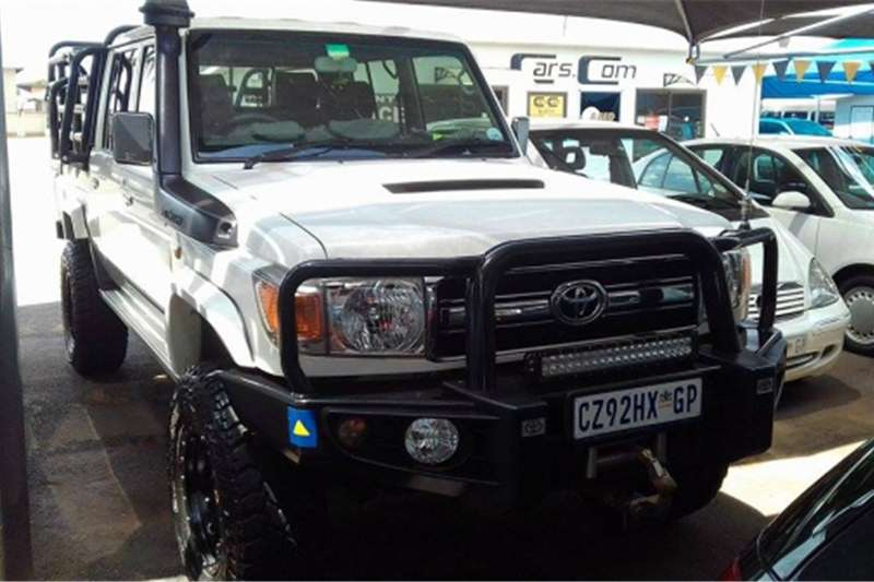 toyota land cruiser 4x4 d c off road cars for sale in gauteng r 639 000 on auto mart. Black Bedroom Furniture Sets. Home Design Ideas