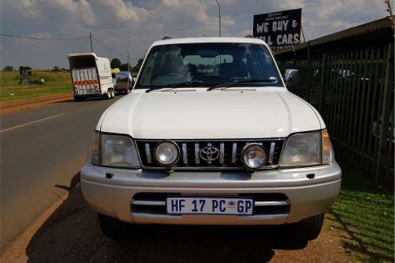 Toyota Land Cruiser Prado 3.0 KZTE Diesel 2000