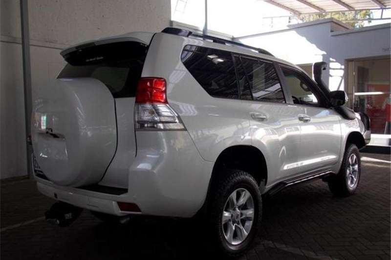 Toyota Land Cruiser Prado 3.0DT TX 2012