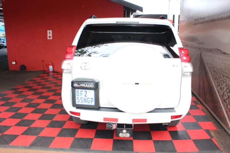 Toyota Land Cruiser Prado 3.0DT VX 2011