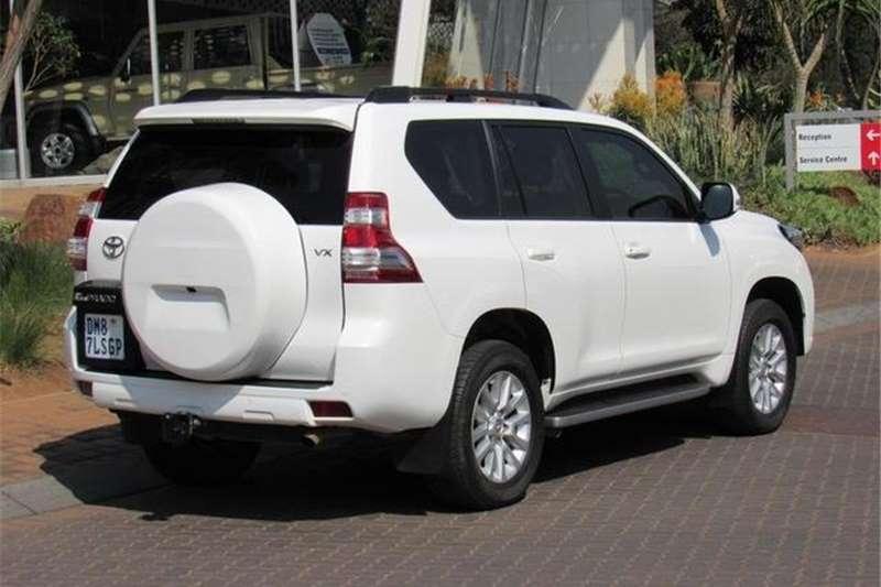 Toyota Land Cruiser Prado 3.0DT VX 2015