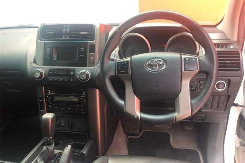 Toyota Land Cruiser Prado 4.0 TX 2013