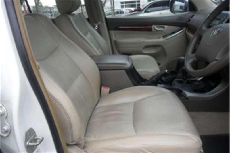 Toyota Land Cruiser Prado 4.0 VX 2004