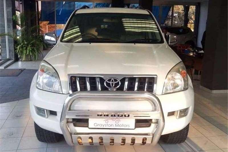 Toyota Land Cruiser Prado 4.0 VX 2005