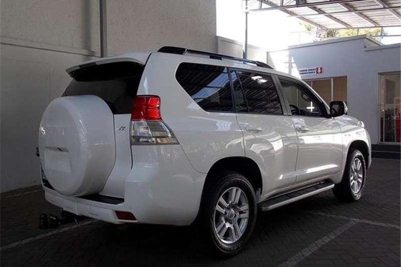Toyota Land Cruiser Prado 4.0 VX 2010