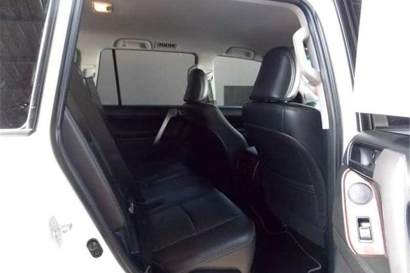 Toyota Land Cruiser Prado 4.0 VX 2015