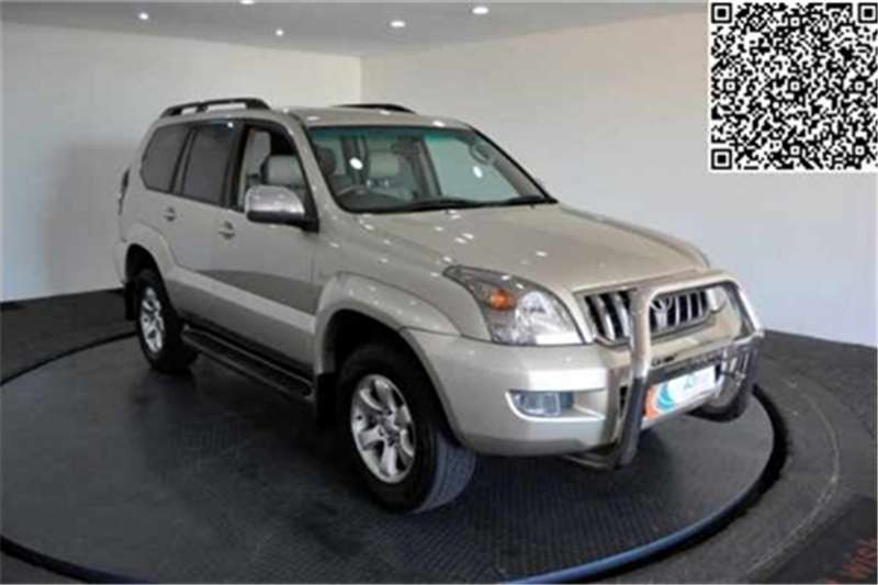 Toyota Land Cruiser Prado Land Cruiser Prado 4.0 VX 2004