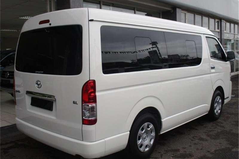 Toyota Quantum 2.5D 4D GL 10 seater bus 2016
