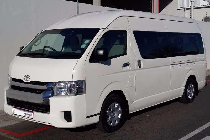 Toyota Quantum 2.5D 4D GL 14 seater bus 2015