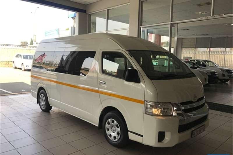 Toyota Quantum 2.5D-4D GL 14-seater bus 2016