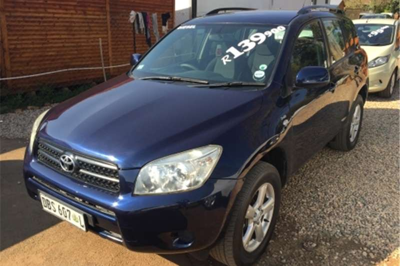 2006 toyota rav4 2 0 d4d 5 door cars for sale in gauteng r 139 995 on auto mart. Black Bedroom Furniture Sets. Home Design Ideas