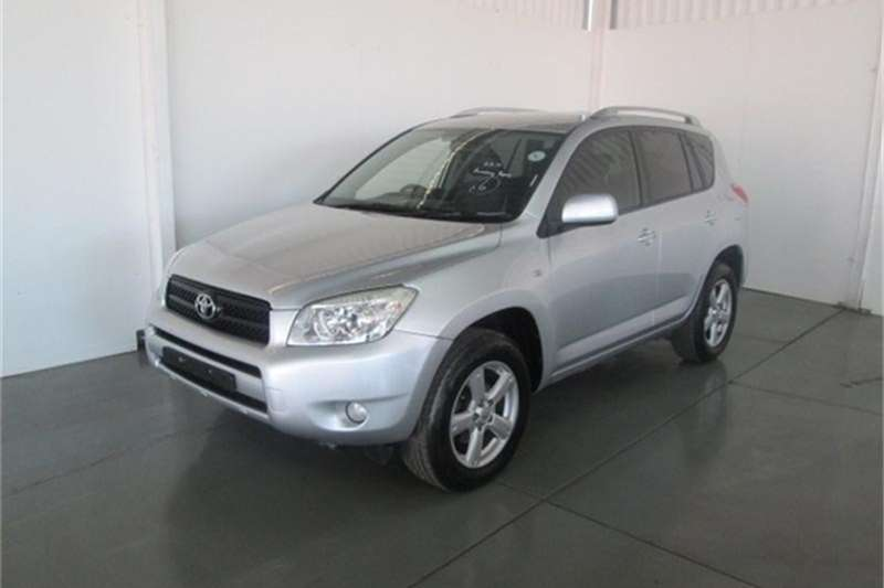 2007 toyota rav4 rav4 2 0 vx crossover suv awd cars. Black Bedroom Furniture Sets. Home Design Ideas