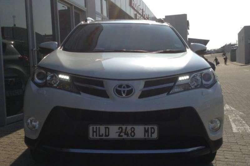 Toyota Rav4 2.2D 4D AWD VX 2014