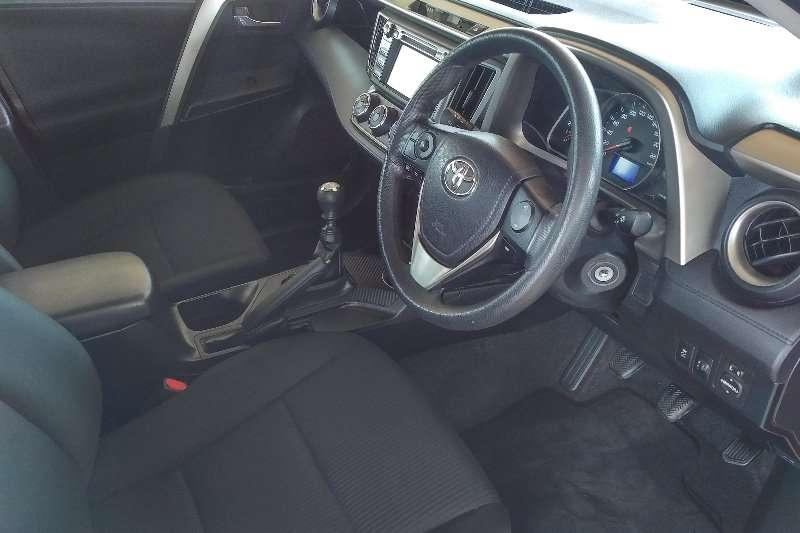 Toyota Rav4 RAV4 2.0 GX 2014