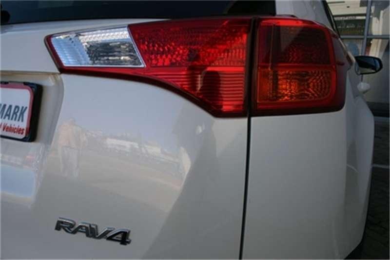 Toyota Rav4 RAV4 2.0 GX auto 2014