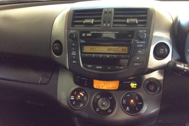 Toyota Rav4 RAV4 2.0 VX auto 2012