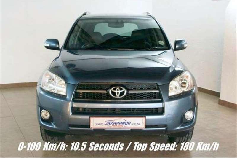 Toyota Rav4 RAV4 2.2D 4D VX 2011