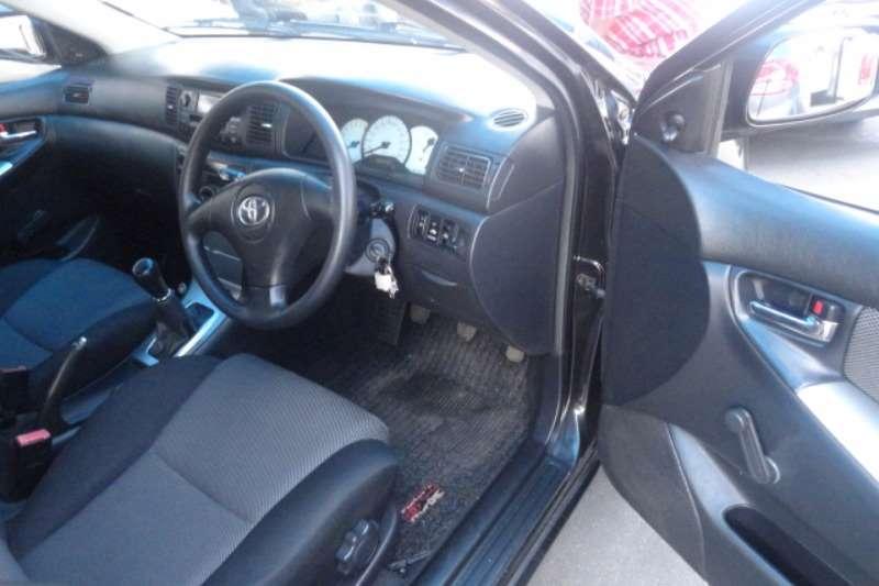Toyota Runx 140 RT 2006