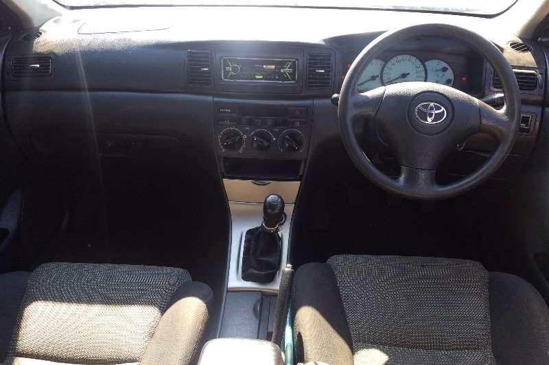 Toyota Runx 140 RT 2007